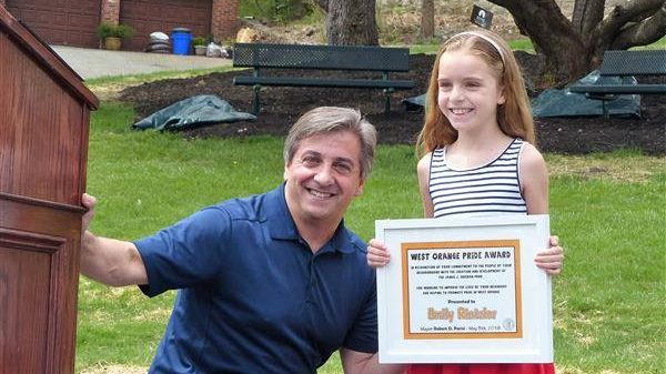 Little Girls Doing Big Things: Emily Rintzler of James J. Sheeran Park