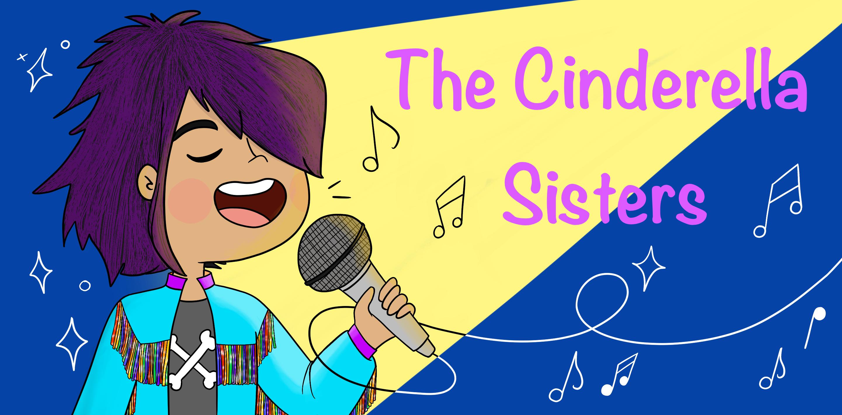The Cinderella Sisters by Dana Boulé