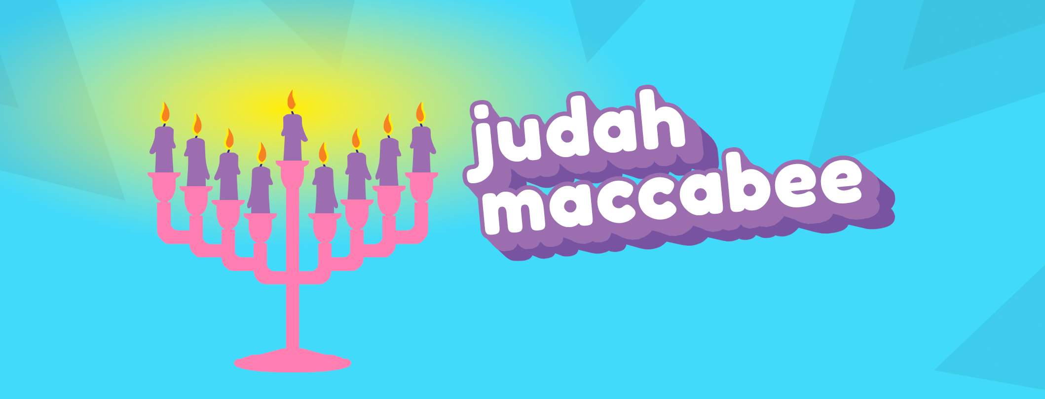 Judah Maccabee by Megan Bagala