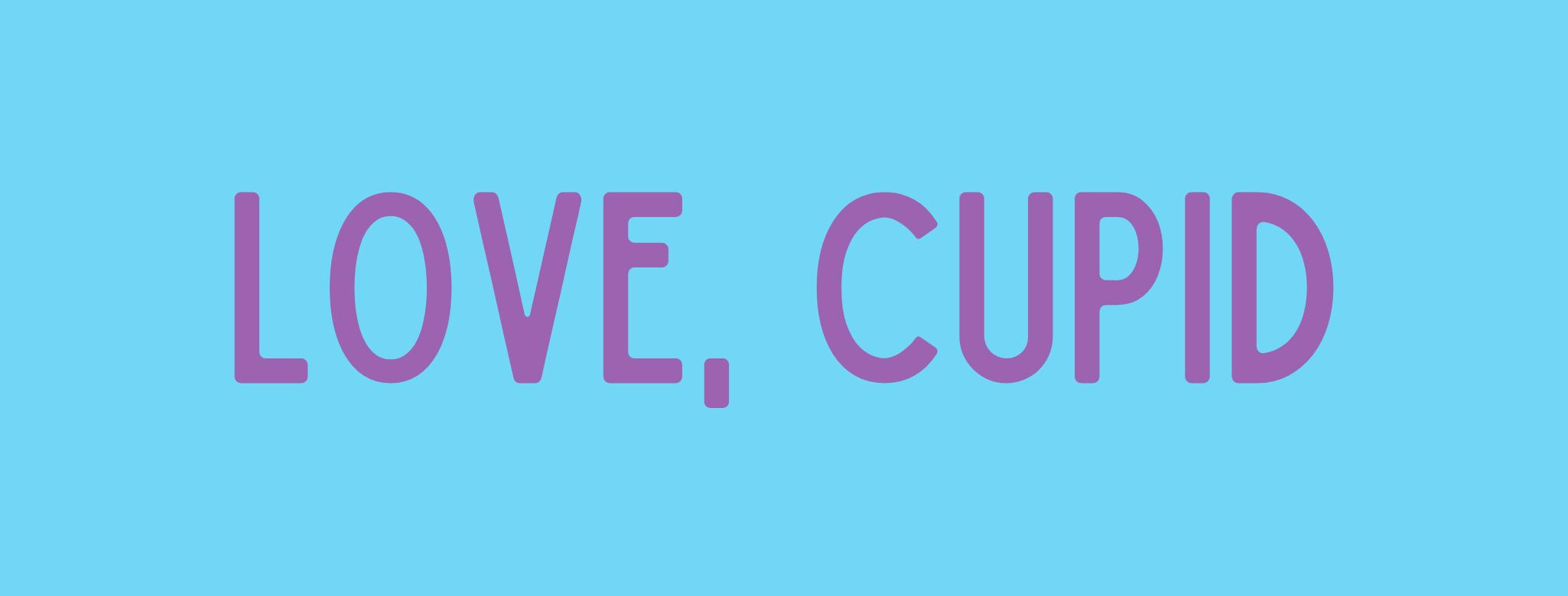 Love, Cupid