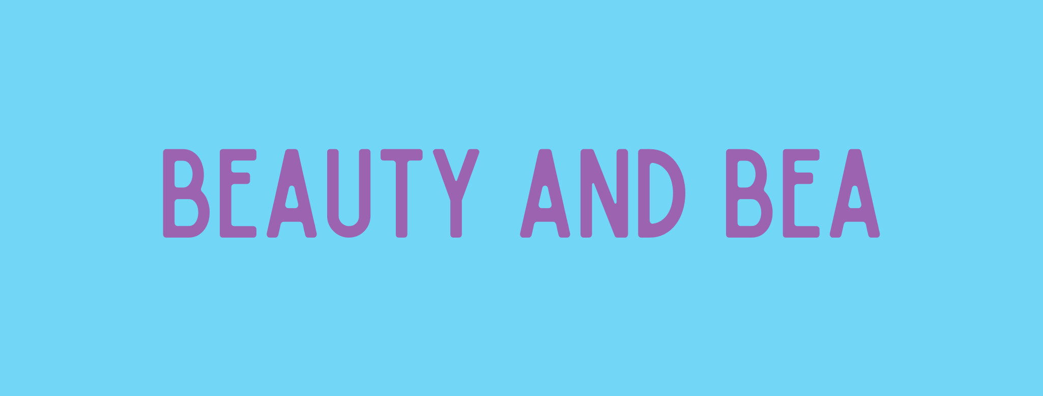 Beauty and Bea (Rebroadcast)
